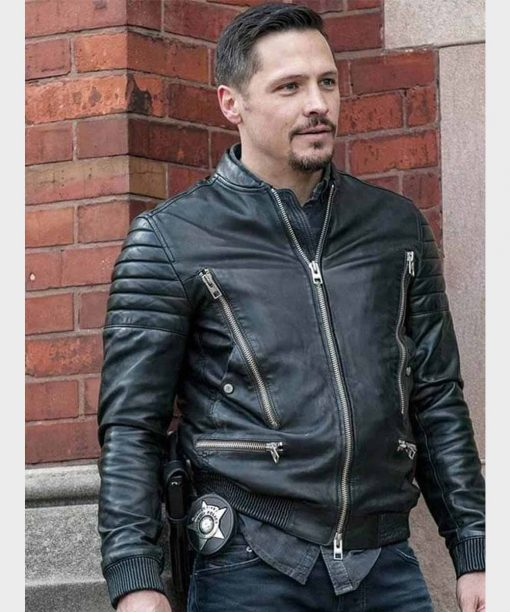Chicago P.D. Kenny Rixton Jacket
