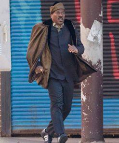 Coming 2 America Akeem Brown Jacket