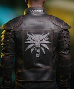 Cyberpunk 2077 Wolf School Jacket