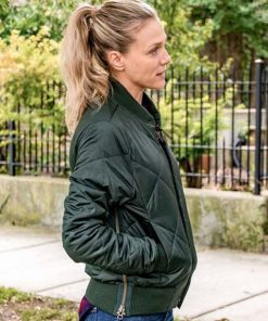 Chicago P.D. Hailey Upton Bomber Jacket