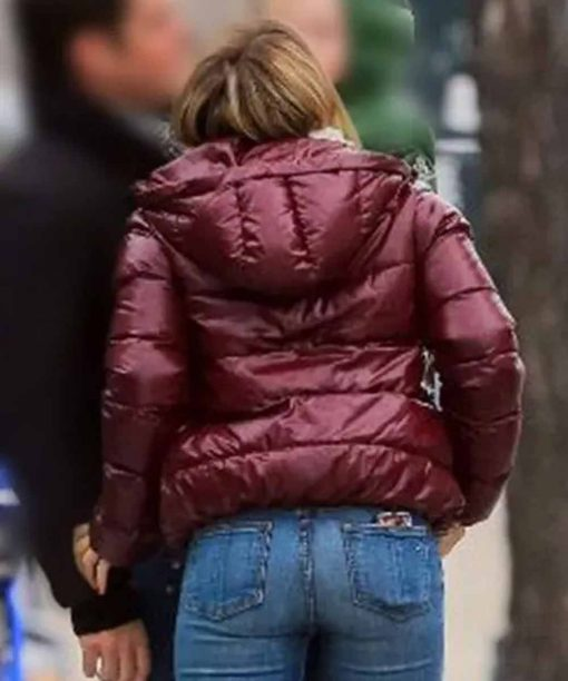 Kelsey Peters Hooded Jacket