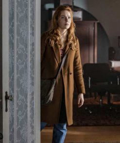 Kennedy McMann Brown Coat