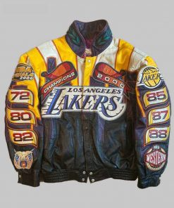 Los Angeles Lakers 2000 Championship Jacket