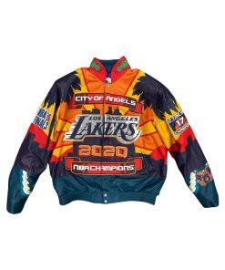 Los Angeles Lakers 2020 Championship Jacket