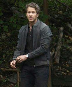 Manifest Ben Stone Leather Jacket