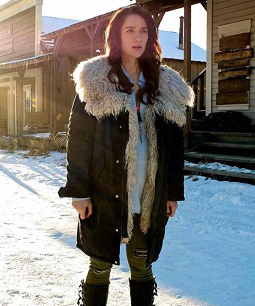 Melanie Scrofano Wynonna Earp Coat