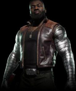 Mortal Kombat 11 Jax Vest
