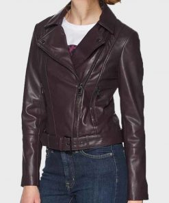 Riverdale Betty Cooper Leather Jacket
