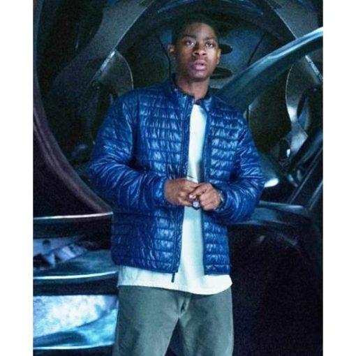 Rj Cyler Power Rangers Blue Jacket