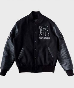 Rock The Bells LL Cool J Letterman Jacket