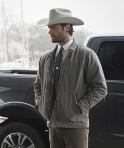 Walker Jared Padalecki Grey Jacket