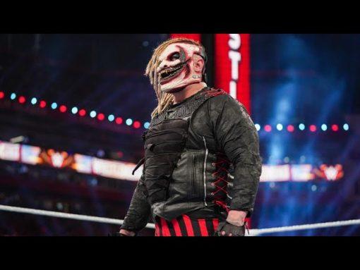 Wrestlemania 37 Bray Wyatt Vest