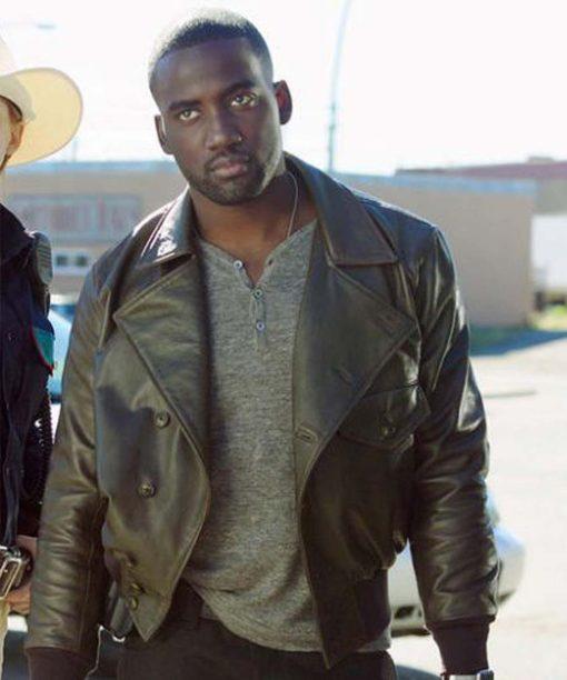 Wynonna Earp Agent Dolls Leather Jacket