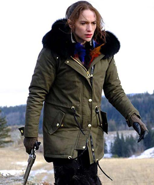 Wynonna Earp Parka Jacket