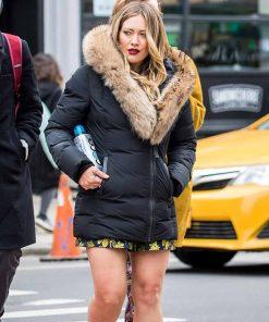 Younger Kelsey Peters Black Fur Jacket