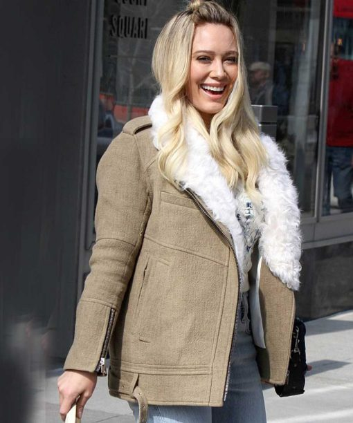 Younger Kelsey Peters Cotton Jacket