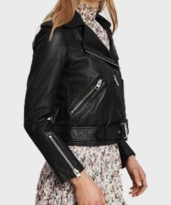 Betty-Cooper-Riverdale-S05-Black-Cropped-Leather-Jacket