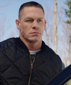 Fast & Furious 9 John Cena Black Vest