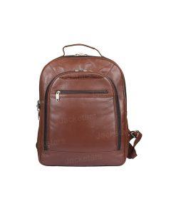 Handmade Genuine Brown Backpack