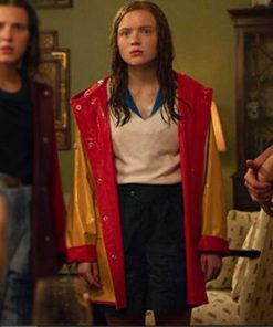 Stranger Things Max Mayfield Jacket
