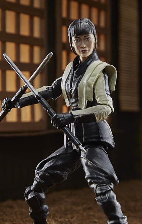 Akiko Snake Eyes G.I. Joe Origins Jacket