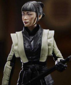 Akiko Snake Eyes G.I. Joe Origins Leather Jacket