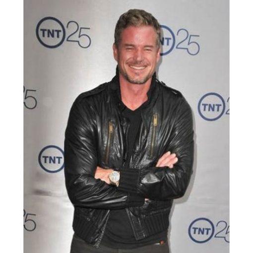 Grey's Anatomy Mark Sloan Black Jacket