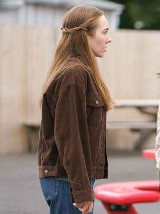 Holly Taylor Manifest Jacket