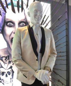 Joker Ivory White Tuxedo