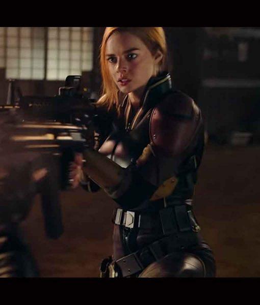 Snake Eyes G.I. Joe Origins Scarlett Jacket