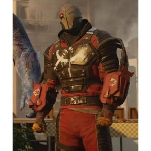 Suicide Squad Justice League Deadshot Jacket