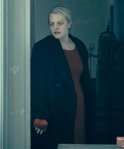 The Handmaids Tale June Osborne Black Coat