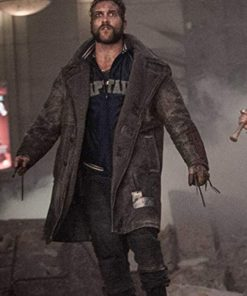 The Suicide Squad Captain Boomerang Trench Coat