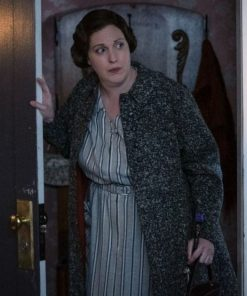 Why Women Kill Alma Fillcot Black Coat
