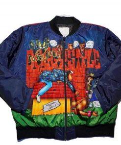 go big show snoop dogg bomber go big show dog jacket