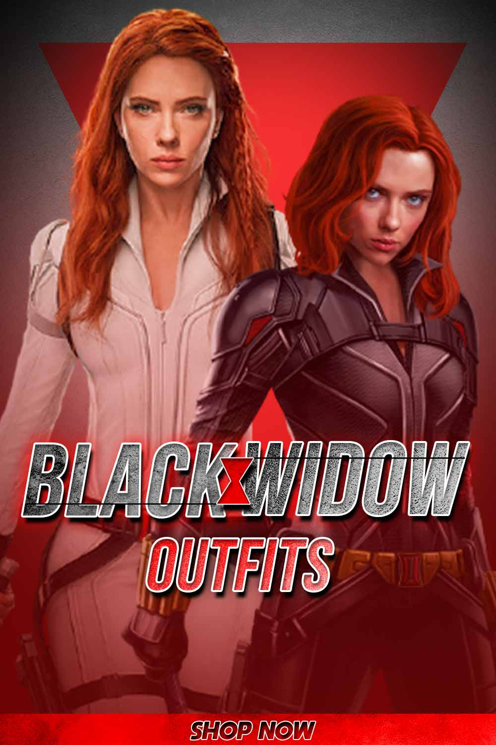 Black Widow Outfits
