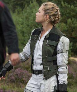 Yelena Belova Black Widow 2021 Cotton Vest