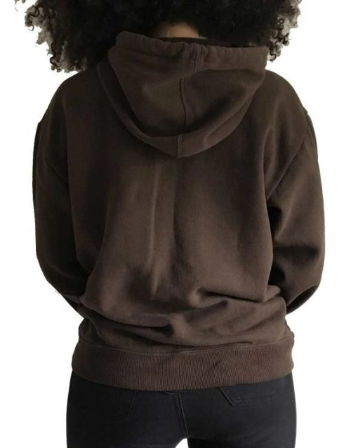 Brown Gap Unisex Hoodie