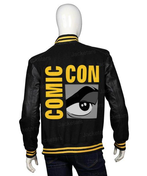 Comic Con San Diego Varsity Jacket