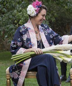 Godmother Fleabag Floral Women Coat