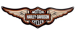 HARLEY DAVIDSON Motorcycle Logo Get On Your Jacket For 100% Free
