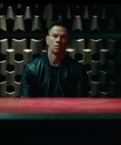Infinite Evan McCauley Black Leather Jacket