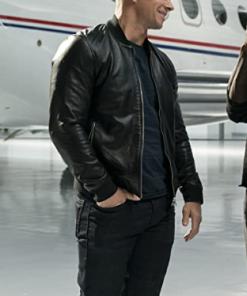 Infinite Evan McCauley Leather Jacket