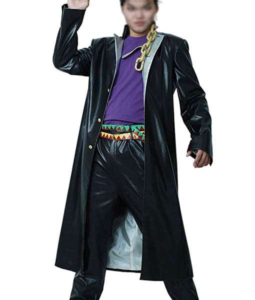 Jotaro Kujo JoJo's Bizarre Adventure Coat