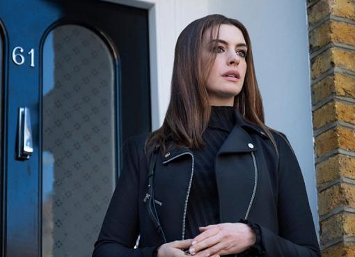 Locked Down Anne Hathaway As Linda Black Jacket