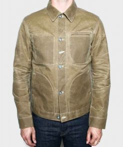 No Time To Die Daniel Craig Tan Jacket