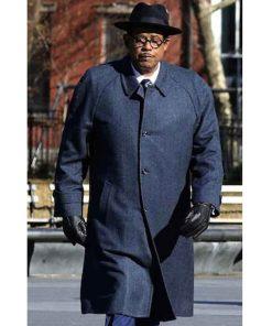 Respect 2021 C. L. Franklin Coat