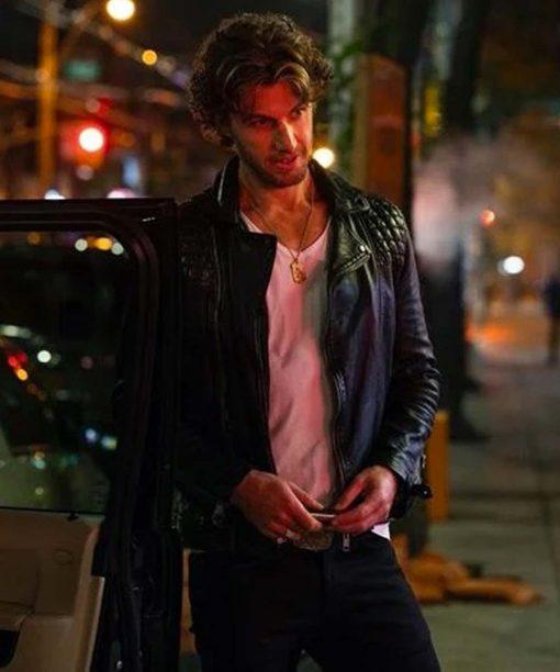 SexLife Brad Simon Leather Jacket