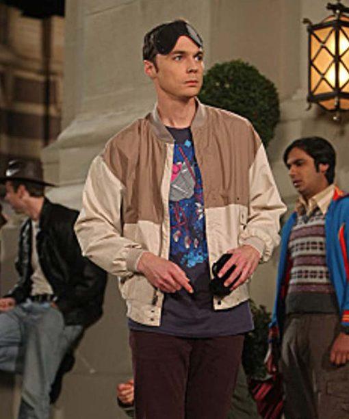 Sheldon Cooper The Big Bang Theory Bomber Jacket