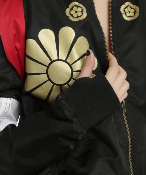 Tatsu Yamashiro Suicide Squad Katana Jacket